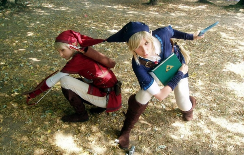 Awesome Legend of Zelda Cosplay