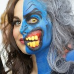 Woman Two-Face from Batman Cosplay [pic]