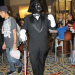 Black Tie Darth Vader Cosplay [pic]