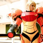 Metroid Samus Cosplay