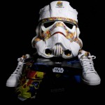 Stormtrooper Helmet Made From Sneakers [pic]
