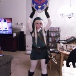 Legend of Zelda Female Link Cosplay [pic]