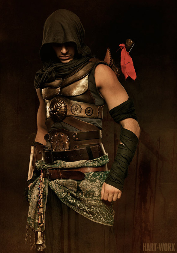 Amazing Prince of Persia Cosplay [pic] | Fanboy Fashion