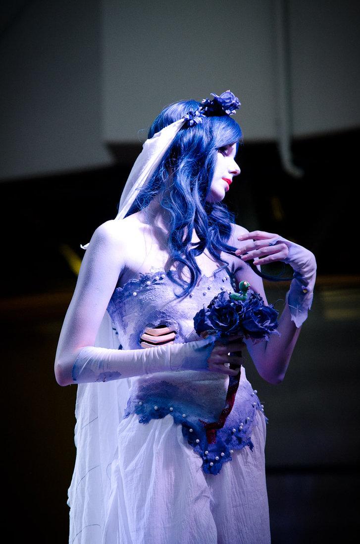 Tim Burton's Corpse Bride Emily Cosplay