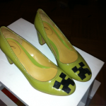 Minecraft Creeper Heels [pic]