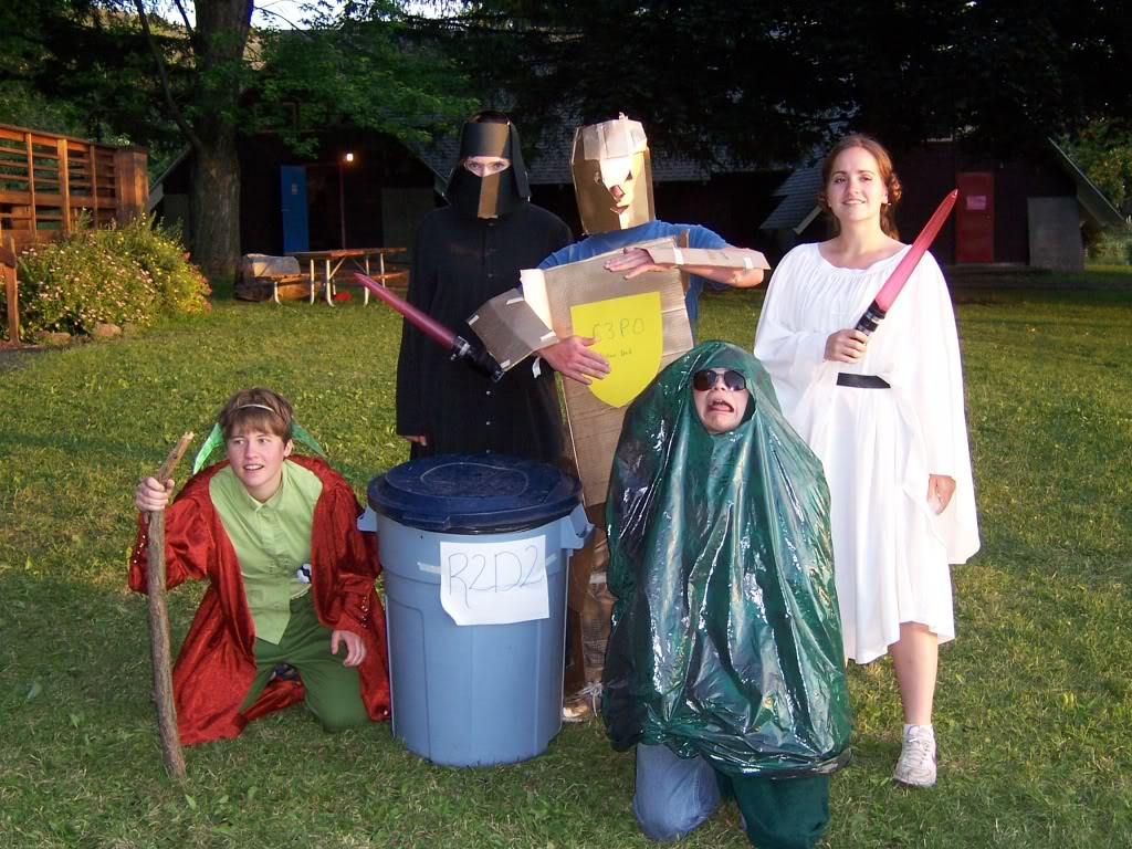 Worst Star Wars Costumes Ever
