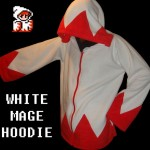 Final Fantasy White Mage Hoodie
