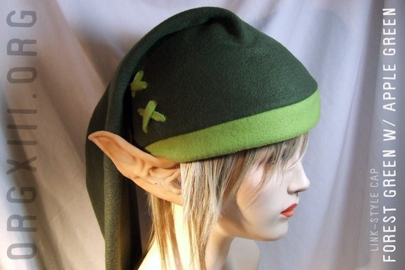 Legend of Zelda Link Cap