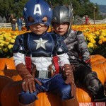 Little Kid Captain America and Thor Cosplay [pic]