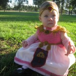 Princess Zelda Baby Cosplay