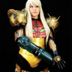 Awesome Samus Power Suit Cosplay [pics]