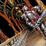 Soulcalibur Hildegard Von Krone Cosplay by nixbennett