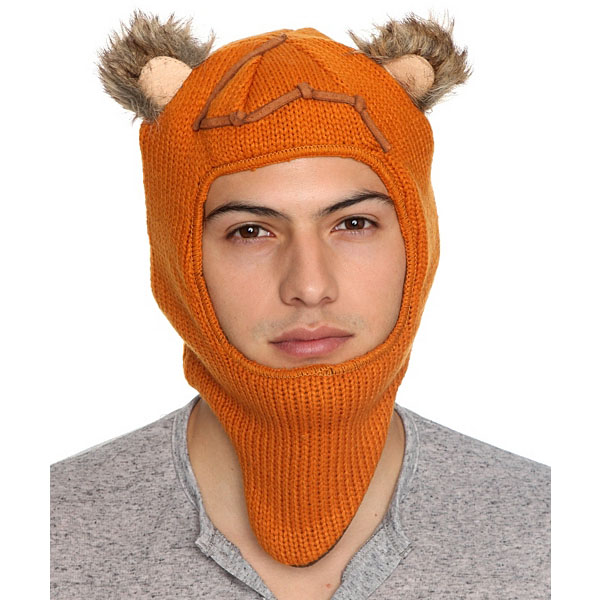 Star Wars Ewok Knit Hat