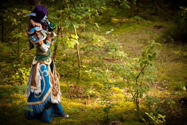 World of Warcraft Teir 9 Druid Cosplay by Kamui