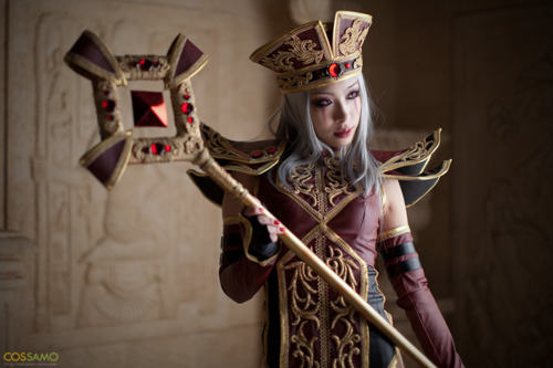 Sally Whitemane World of Warcraft Cosplay by MiYo