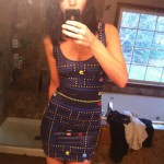 Sexy Pac-Man Dress [pic]