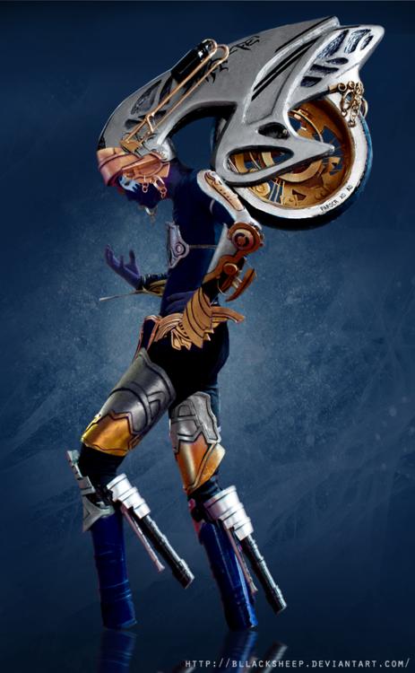 Final Fantasy XIII Styria Cosplay