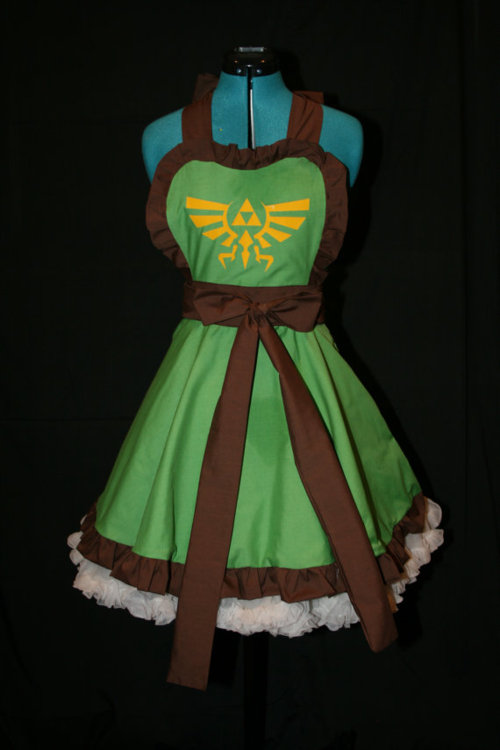 Legend of Zelda Cooking Apron