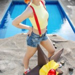 Pokemon Misty Cosplay [pic]