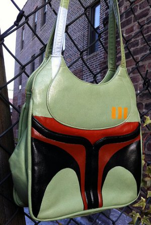 Star Wars Boba Fett Purse