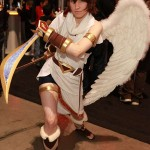 Kid Icarus Uprising Pit Cosplay
