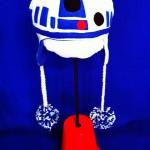 R2-D2 Earflap Beanie Cap