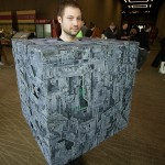 Star Trek Borg Cube Cosplay [pic]