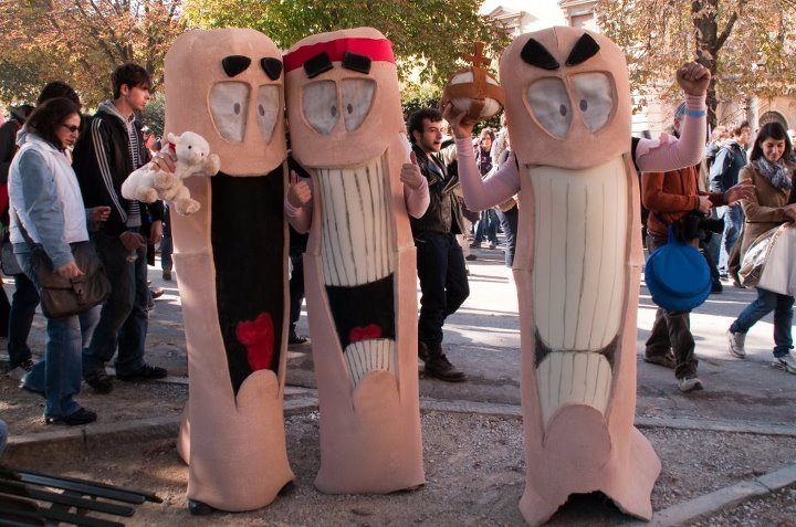 Worms Cosplay