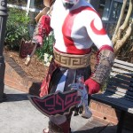 Amazing God of War Kratos Cosplay [pic]