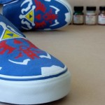 "Legend Of Zelda ""Twilight Princess"" Vans Sneakers [pics]"
