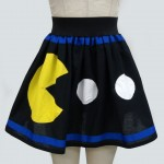 Pac-Man and Ghost Skirt [pics]