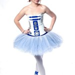 R2-D2 Ballerina Tutu