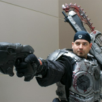 Marcus Fenix and Anya Stroud Gears of War Cosplay [pics]