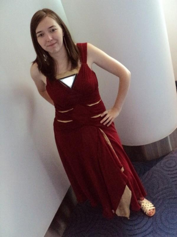 Iron Man Dress