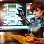 Mass Effect 3 Female Shepard Cosplay [pic]