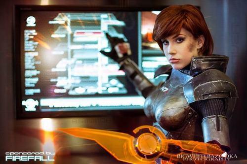 Female Shepard Cosplay