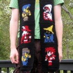 NES Final Fantasy Scarf
