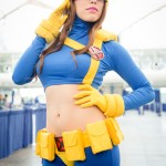 Sexy Lady Cyclop X-Men Cosplay [pic]