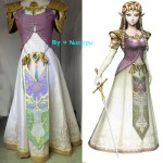 This Beautiful Princess Zelda Costume is for Sale [pic]