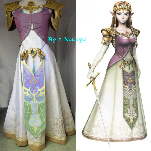 Princess Zelda Costume