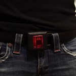 Arcade Game Coin Slot Belt Buckle [pic]