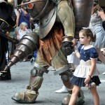 Mind Blowing Bioshock Big Daddy and Little Sister Cosplay [pic]