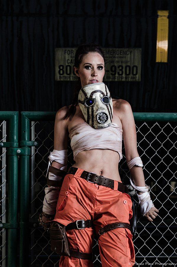 Borderlands Female Psycho Cosplay