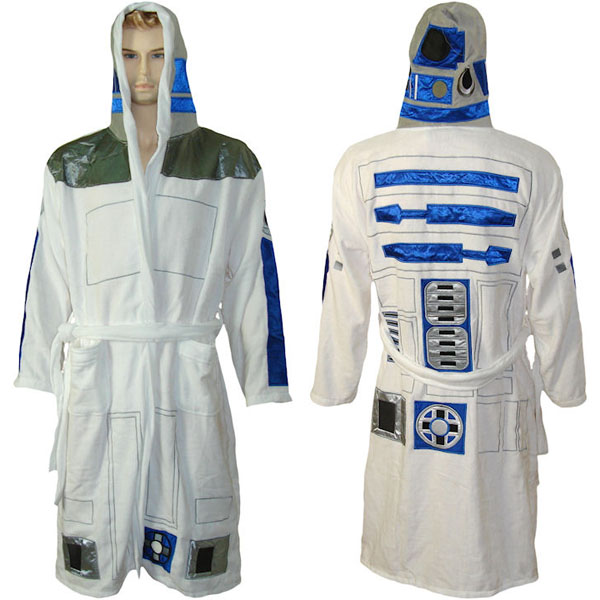 R2-D2 Hooded Robe