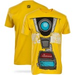 Borderlands Fans Can Now Look Like Claptrap With This Shirt! [pic]