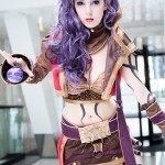 Amazing Diablo III Female Wizard Cosplay [pic]