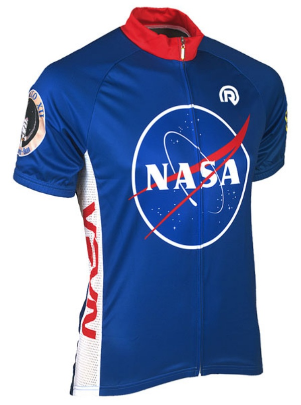 NASA Cycle Jersey