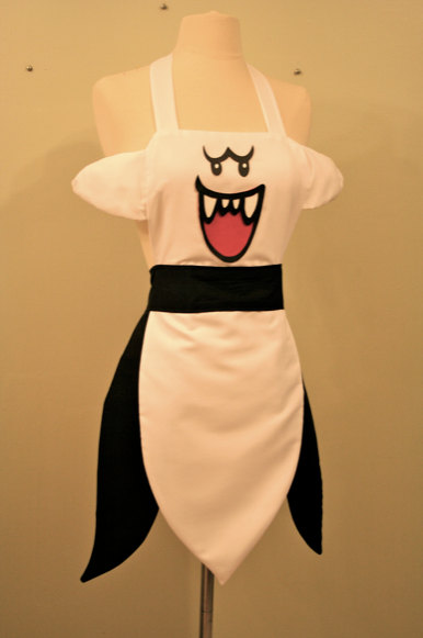 Boo Cooking Apron