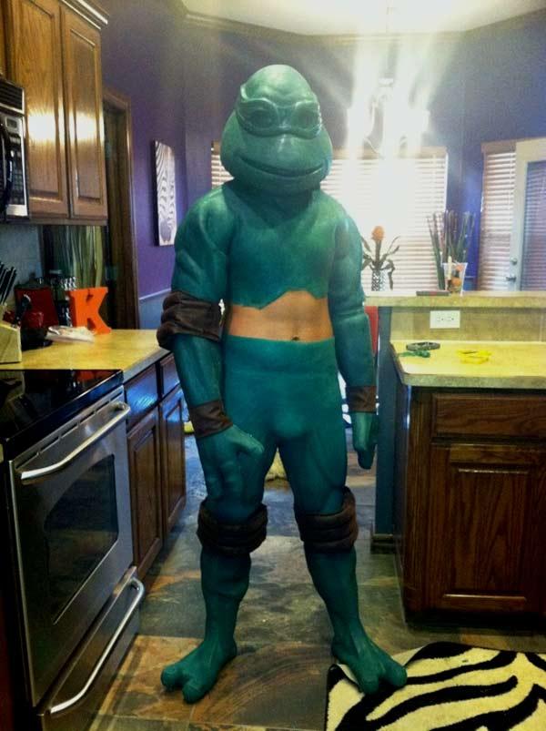 TMNT Replica Costume