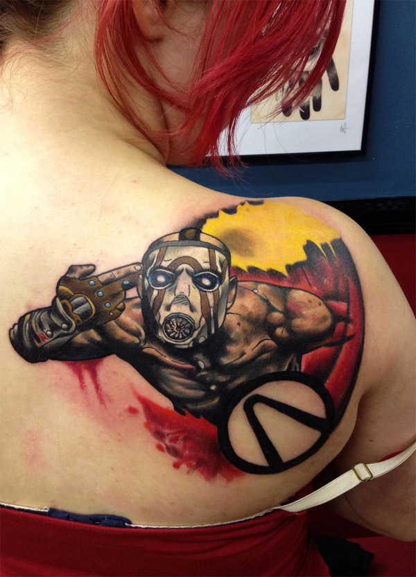 Borderlands Tattoo